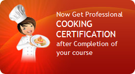 Cooking Certification