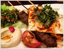 Lebanese cooking course in Mumbai
