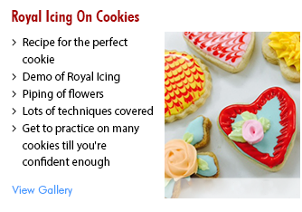 Royal Icing On Cookies